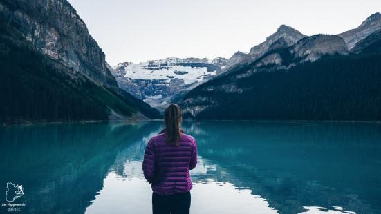 Lake Louise en Alberta dans notre article Voyager au Canada en temps de pandémie : Mon voyage dans l'Ouest canadien #canada #ouestcanadien #pandemie #covid19 #voyage