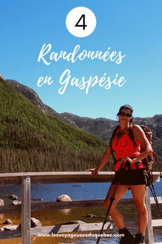 Randonnées en Gaspésie : 4 randonnées incontournables dans le Parc National de la Gaspésie