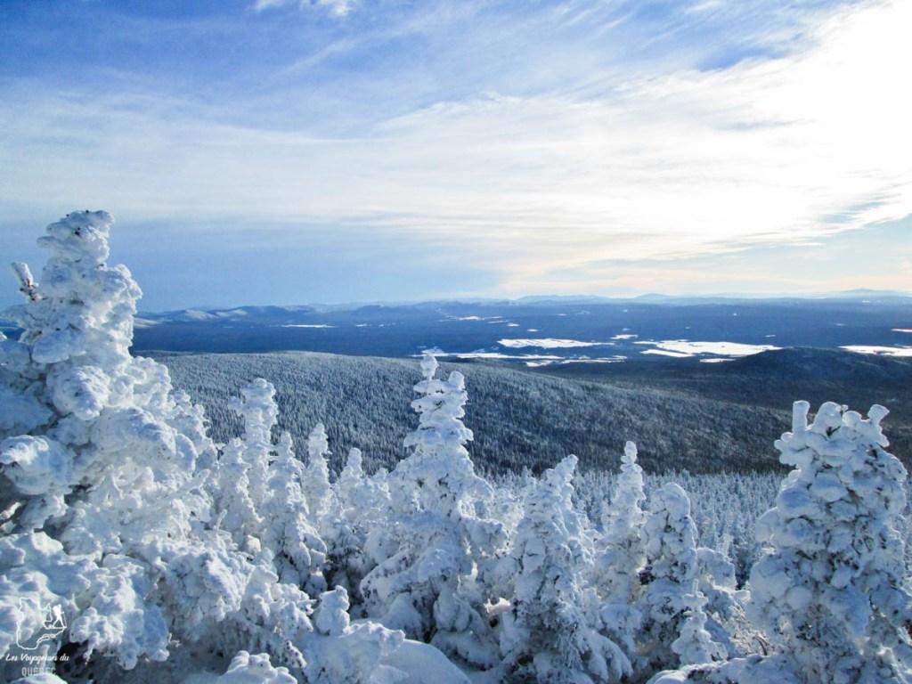 Activités hivernales au Mont-Mégantic dans notre article 10 activités hivernales au Québec : quoi faire au Québec en hiver #hiver #quebec #canada #activites