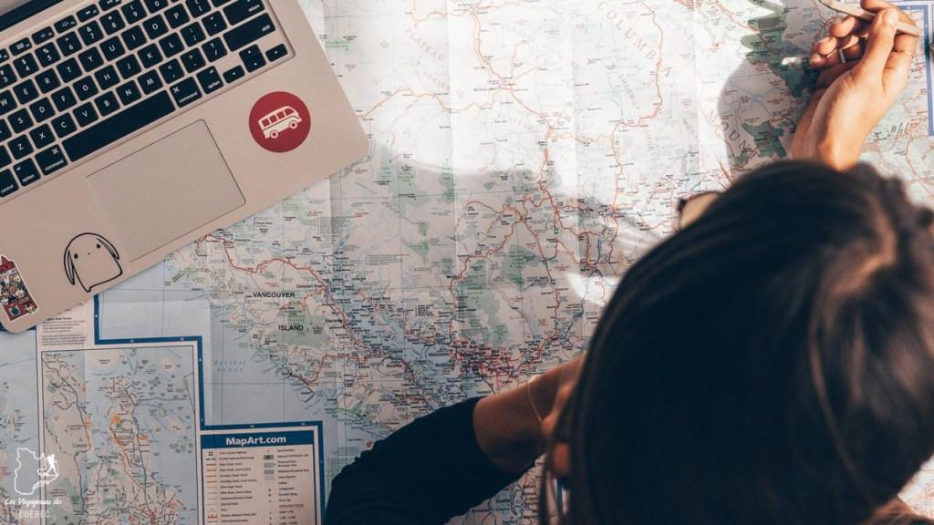 En mode préparation de notre voyage dans l'Ouest canadien dans notre article Voyager au Canada en temps de pandémie : Mon voyage dans l'Ouest canadien #canada #ouestcanadien #pandemie #covid19 #voyage