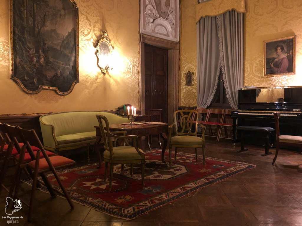 Opéra à Venise dans notre article Visiter Venise en 4 jours : Que voir et que faire à Venise en Italie #venise #venetie #italie #voyage #europe