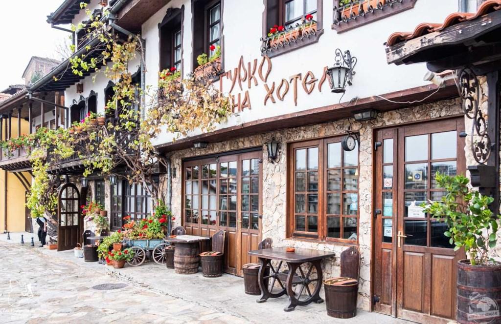 Visiter Veliko Tarnovo en Bulgarie dans notre article Visiter la Bulgarie : itinéraire et conseils pour 1 mois de voyage en Bulgarie #bulgarie #europe #europedelest #voyage