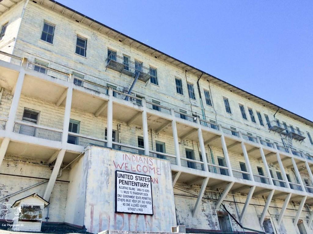 Prison Alcatraz dans notre article Que voir à San Francisco aux USA : ma découverte de la ville en 7 jours #sanfrancisco #californie #usa #etatsunis #voyage