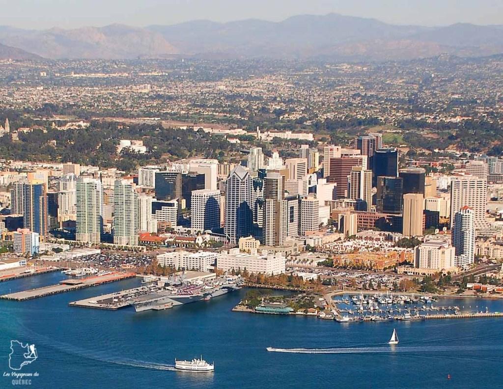 La ville de San Diego au sud de la Californie dans notre article Visiter San Diego aux USA : Que voir et que faire à San Diego en 3 jours #sandiego #californie #usa #voyage