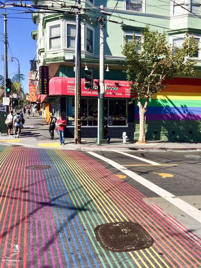 Castro à San Francisco dans notre article Que voir à San Francisco aux USA : ma découverte de la ville en 7 jours #sanfrancisco #californie #usa #etatsunis #voyage