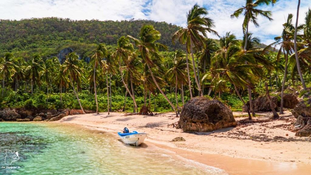 Playa Madama en République Dominicaine dans notre article Voyager en République Dominicaine autrement : Las Terrenas, destination coup de coeur #republiquedominicaine #caraibes #antilles #amerique #voyage #voyagedanslesud #lasterrenas