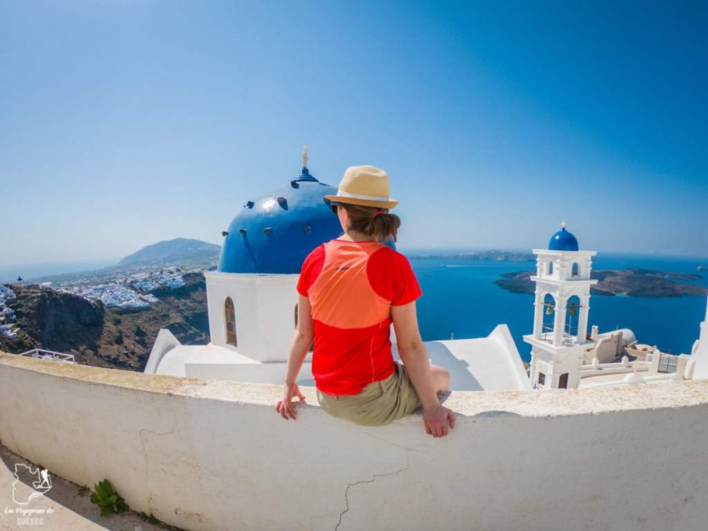 Le Grèce, la meilleure destination pour voyager en tant que femme dans notre article Voyager en tant que femme : 10 destinations coups de coeur pour voyageuses #destination #femme #voyager #voyage #solo #voyageuse