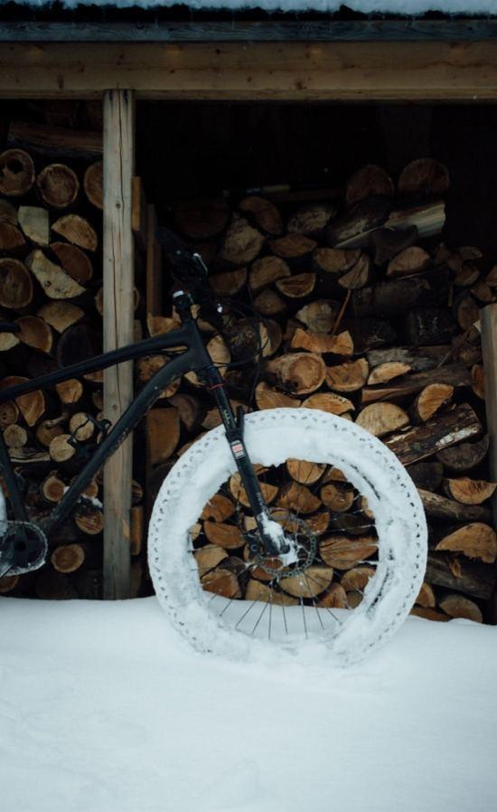Faire du fatbike au Québec en hiver dans notre article Fatbike au Québec : 8 endroits pour faire du fatbike au Québec en hiver #fatbike #velo #quebec #hiver