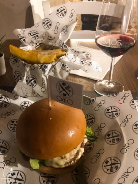 Oblò Comfort Food, restaurant à Vérone dans notre article Visiter Vérone en Italie : mes incontournables de la ville de Roméo et Juliette #verone #italie #venetie #voyage #europe