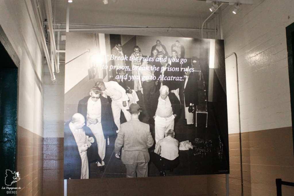 Règles de la prison d'Alcatraz à San Francisco dans notre article Visiter Alcatraz : Tout savoir sur la visite de cette prison de San Francisco #alcatraz #ile #sanfrancisco #californie #usa #etatsunis #prison