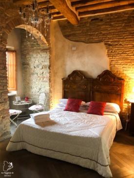 Mon hébergement Al Pozzo dei Desideri à San Gimignano en Italie dans notre article Mon weekend à visiter San Gimignano en Italie : Magnifique ville fortifiée de la Toscane #sangimignano #toscane #italie #unesco #voyage