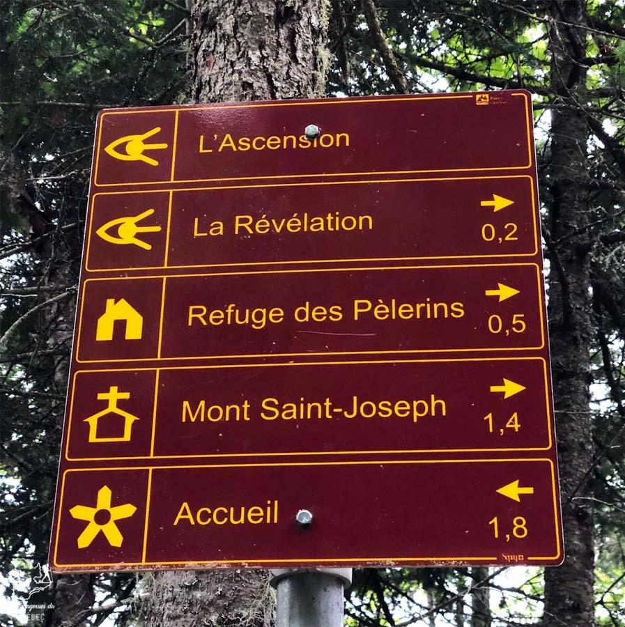 Indications du Parc du Mont Mégantic dans notre article Nuit en montagne: 5 endroits où dormir au sommet d'une montagne au Québec #quebec #montagne #sommet #hebergement