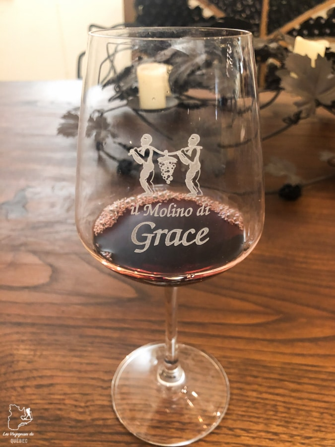 Depuis Florence, dégustation de vins du Chianti dans notre article Visiter Florence en 5 jours : Que voir en 10 incontournables de Florence en Italie #florence #italie #europe #toscane #voyage