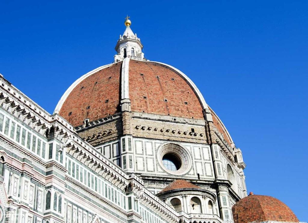 La cathédrale de Florence dans notre article Visiter Florence en 5 jours : Que voir en 10 incontournables de Florence en Italie #florence #italie #europe #toscane #voyage