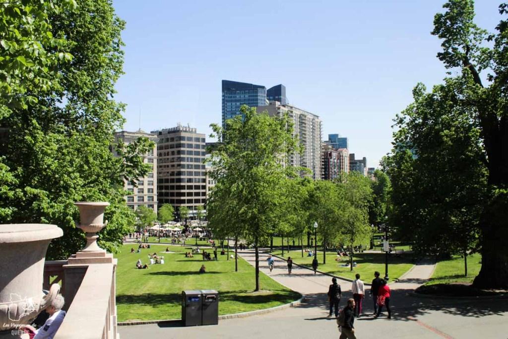 Boston, la plus grande ville de la Nouvelle-Angleterre dans notre article Visiter la Nouvelle-Angleterre aux USA : Que voir lors d'un road trip de 3 jours #road trip #nouvelleangleterre #usa #etatsunis #itineraire