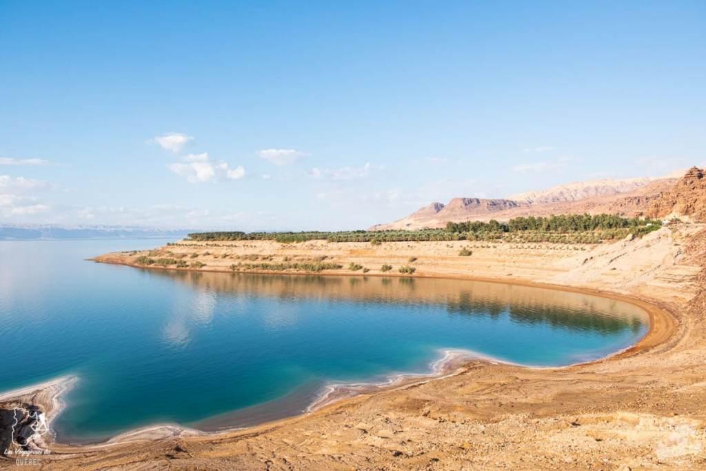 Arrêt à Madaba au bord de la Mer Morte en Jordanie dans notre article Visiter la Jordanie: Mon itinéraire de 2 semaines en road trip en Jordanie #jordanie #road trip #voyage