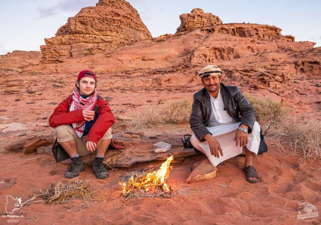 Expérience workaway dans le Wadi Rum en Jordanie dans notre article Visiter la Jordanie: Mon itinéraire de 2 semaines en road trip en Jordanie #jordanie #road trip #voyage