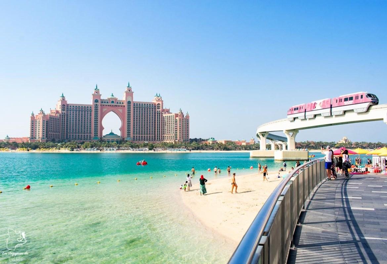 Hôtel Atlantis de Dubaï dans notre article Visiter Dubaï avec un petit budget : Que faire à Dubaï et voir pour un séjour pas cher #dubai #emiratsarabesunis #asie #voyage