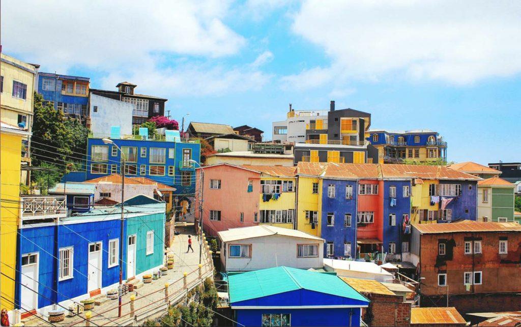 Voyager en étant enceinte à Valparaiso au Chili dans notre article Voyager en étant enceinte : 26 destinations idéales pour une femme enceinte #enceinte #grossesse #voyage #destinations