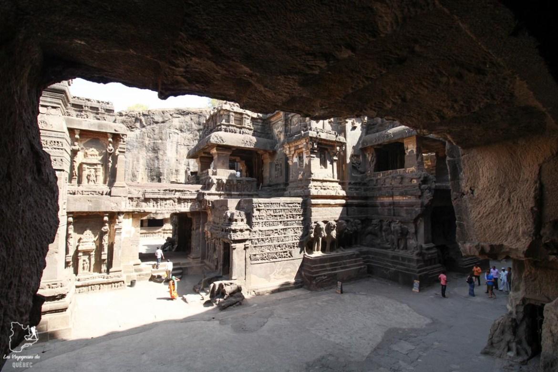 Ellora caves à Aurangabad en Inde dans notre article 10 conseils pour un voyage en Inde pas cher et à petit budget #inde #asie #voyage #petitbudget #conseilsvoyage