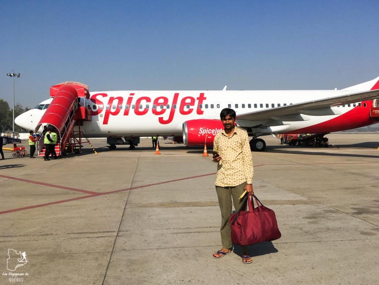 Se déplacer en avion en Inde dans notre article 10 conseils pour un voyage en Inde pas cher et à petit budget #inde #asie #voyage #petitbudget #conseilsvoyage
