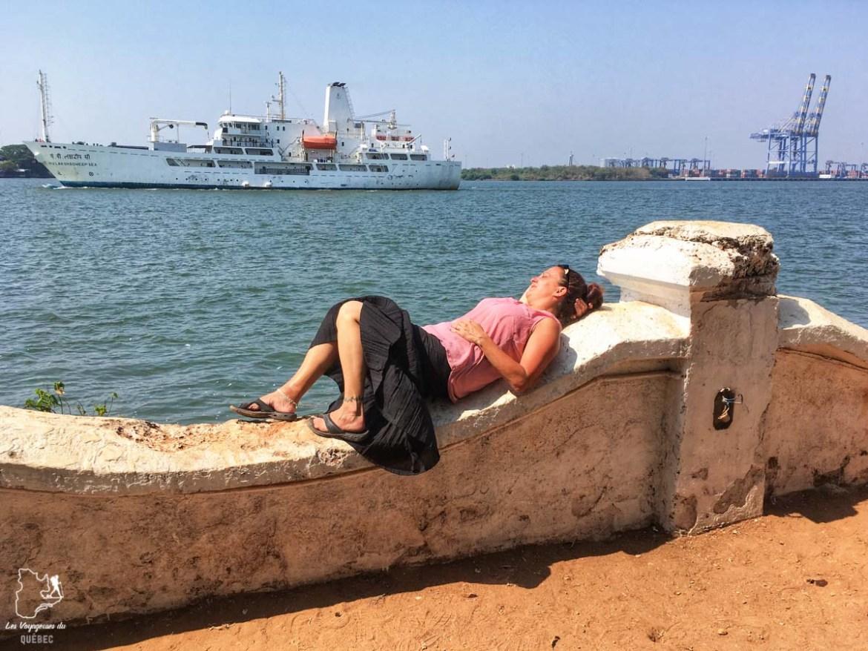 Relaxe à Cochi en Inde dans notre article Quand le voyage t'aide à garder la tête hors de l'eau #reflexion #voyage #depression