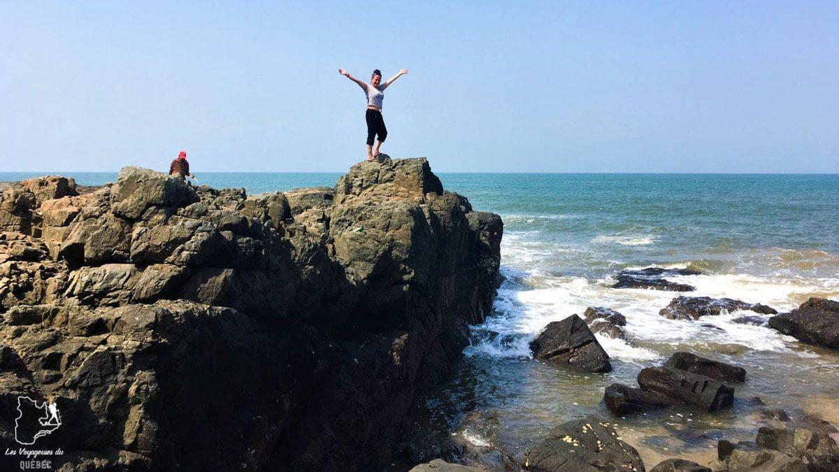 À Goa en Inde dans notre article Quand le voyage t'aide à garder la tête hors de l'eau #reflexion #voyage #depression