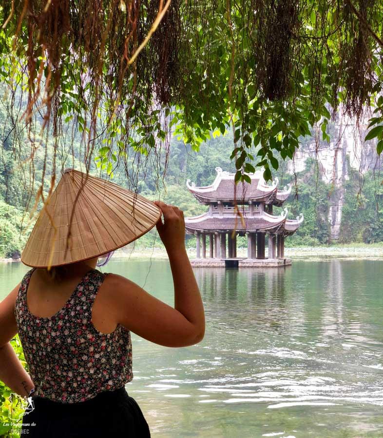 Maude au Vietnam lors de son voyage en Asie dans notre article Oser partir en voyage au bout du monde malgré des barrières #voyage #oservoyager