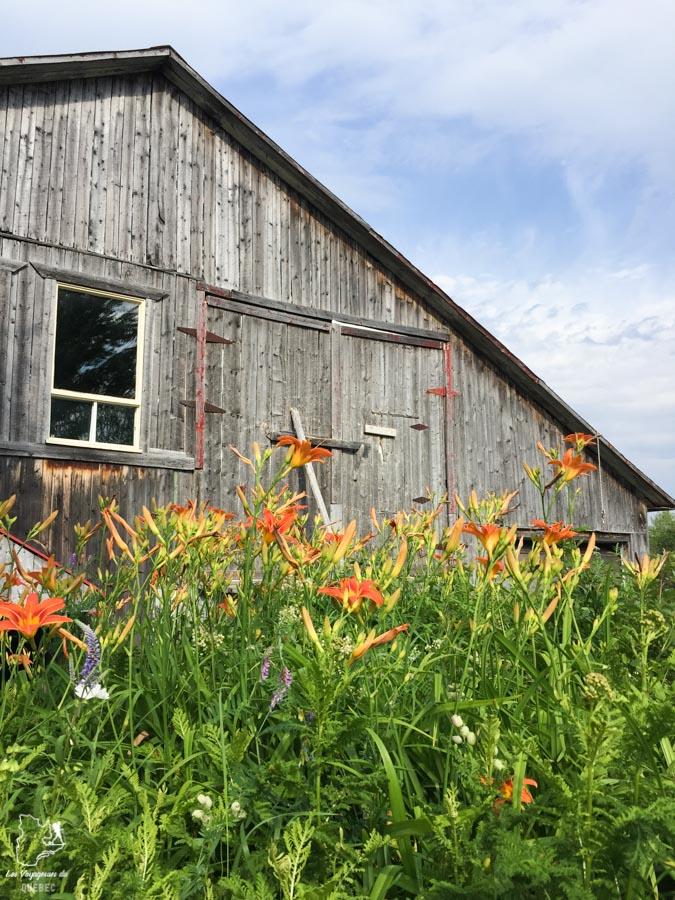 Village de l'arrière-pays de Charlevoix dans notre article Visiter Charlevoix au Québec: Quoi faire dans Charlevoix entre fleuve et montagnes #charlevoix #quebec #voyage #canada