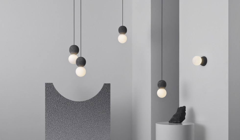 Origo pendants from studio David Pompa