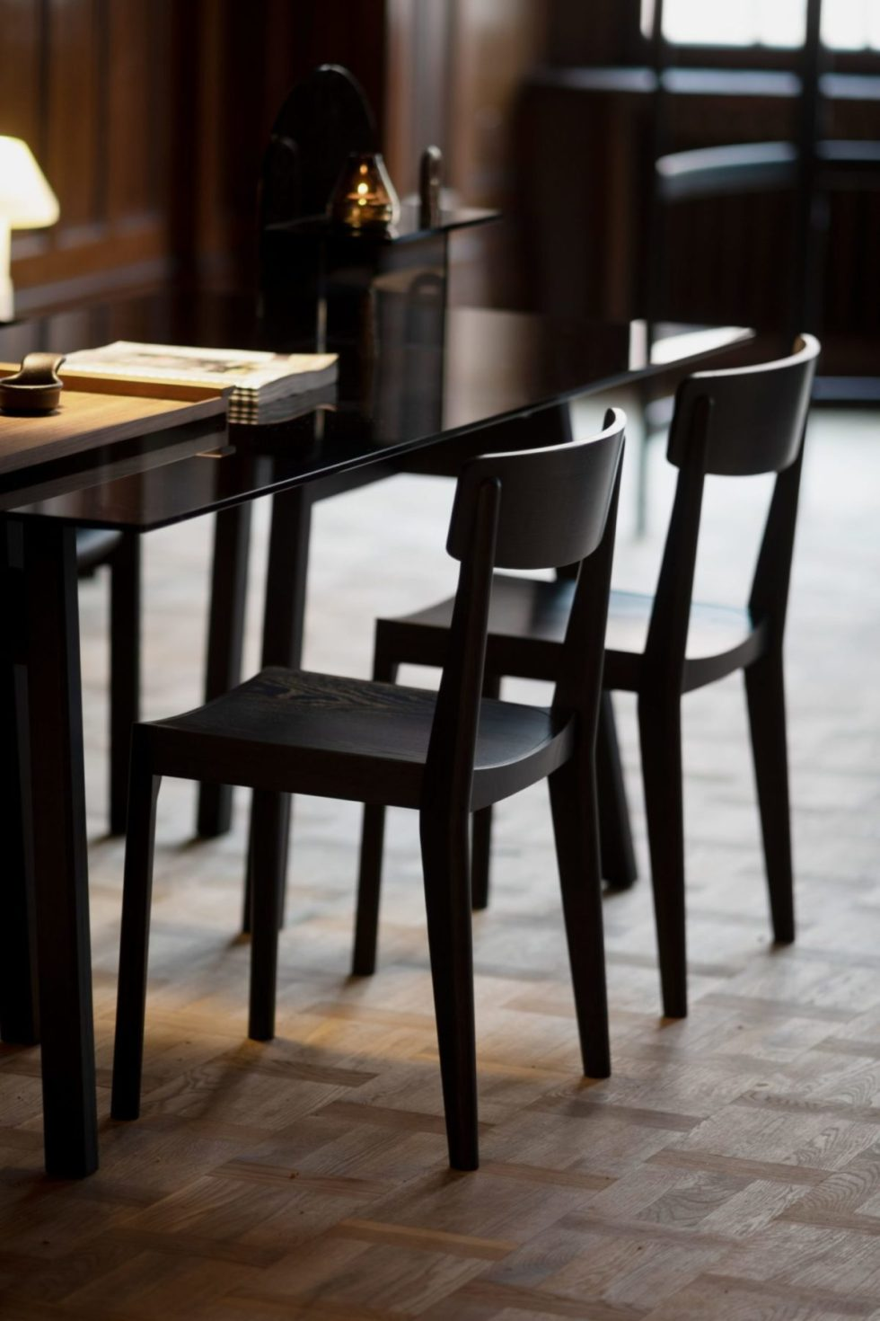 table with chairs staffan holm