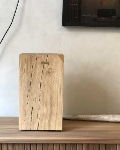 Solid Square Log (Mini) by DRY Studios