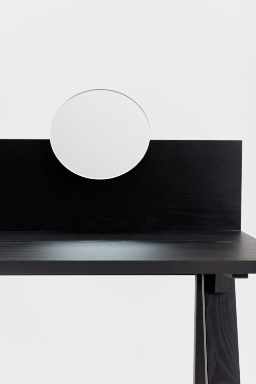 sagyo desk mirror ariake