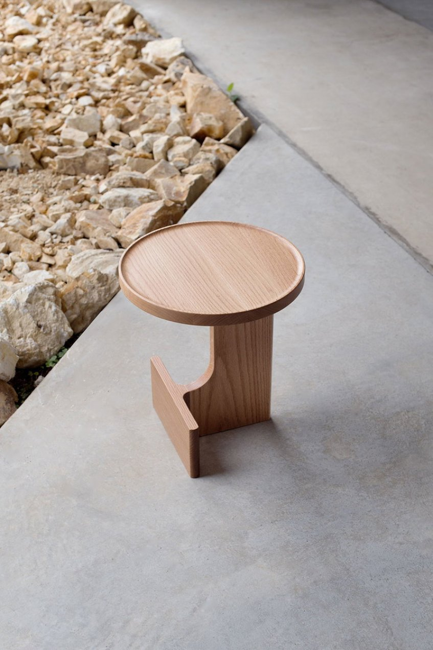 beam side table ariake