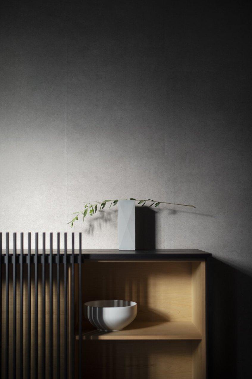 kumiko cabinet low