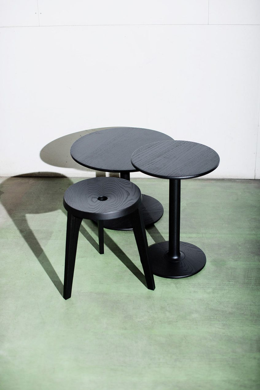 taio coffee side table ariake