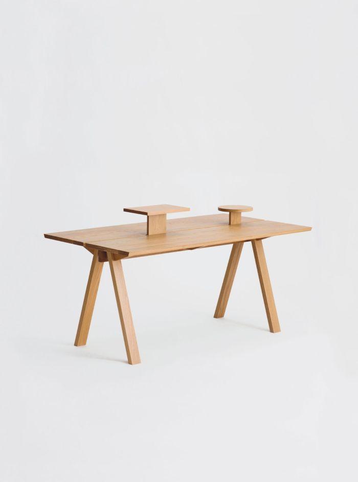 sagyo table oak ariake