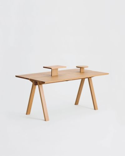 sagyo table oak ariake