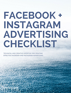 Facebook and Instagram Advertising Checklist