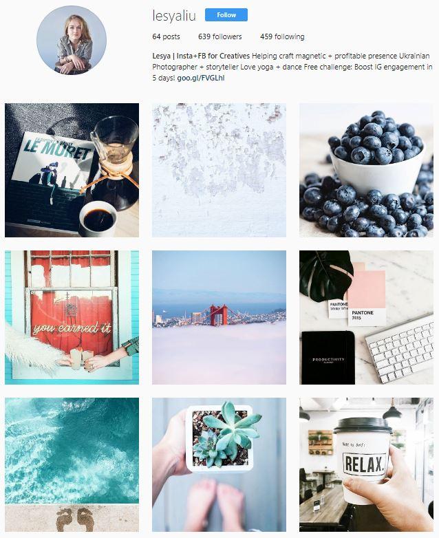 small business instagram marketing