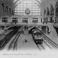 """""""La gare d'Orsay"""" de Victor Laloux"""