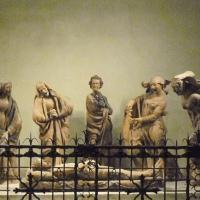 """""""Lamentation sur le corps du Christ"""" de Niccolò dell'Arca"""