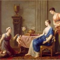 """""""La marchande d'amours"""" de Joseph-Marie Vien"""