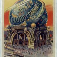Le Globe céleste de l'Exposition universelle de 1900