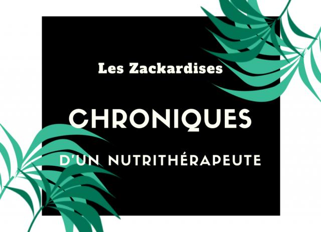 Chroniques d'un nutrithérapeute