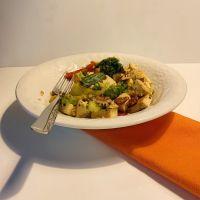 Sauté de tofu et légumes grillés — Les Zackardises