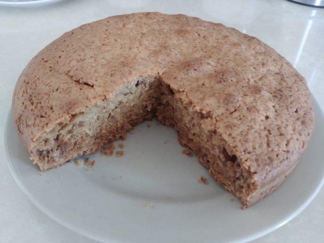Le gâteau au yogourt revisité sans lait