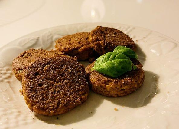 Mini-boulettes végétariennes au tofu