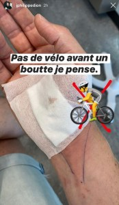 Accident Jean-Philippe Dion