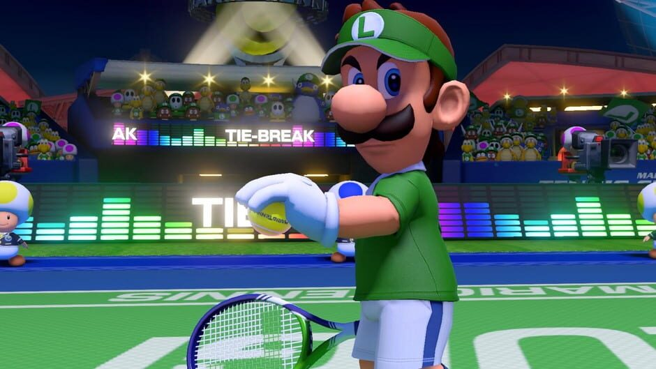 Luigi Tennis
